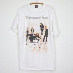1997 Fleetwood Mac Vintage 90s Concert Tour T-shirt