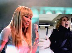 Nicki Minaj approves of ratchet; Adeles rap skills