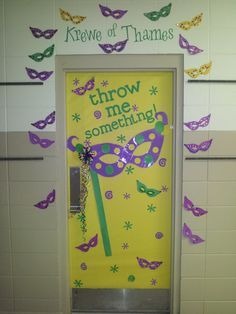 mardi gras bulletin board ideas - Google Search