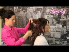 Curly Clip in Hair Extensions By Hairspray.