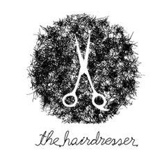 Custom Hair Logo Design