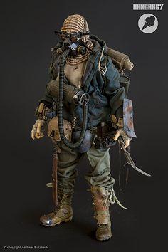 (Science) Fiction, Fantasy, & Adventure My 1/6 custom figures - OSW: One Sixth Warrior Forum
