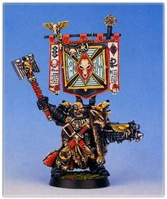 U.K. 1996 - 40K Single Miniature - Demon Winner, the unofficial Golden Demon website