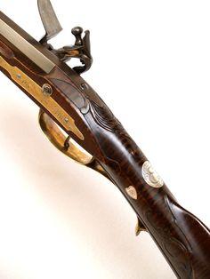 Flintlock Rifle, Black Powder Guns, Longhunter, Long Rifle, Rifles, Hunters, Golden Age, Firearms, Colonial
