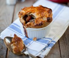 19 Irish Foods, Drinks + Traditions (Minus the Corned Beef) via Brit + Co. - beef & guiness pie