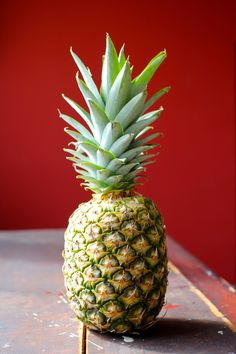 Pineapple Carpacchio | Something To Snack On