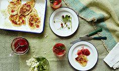 10 best Elderflower and strawberry drop scones Strawberry Scones, Strawberry Recipes, Drop Scones, Peach Jam, Seasonal Food, Breakfast Cake, Spring Recipes, Sweet Recipes, Vegetarian Recipes