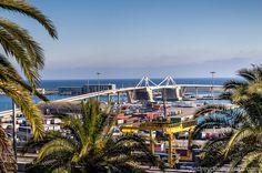Barcelona Port Bridge | Flickr - Photo Sharing!