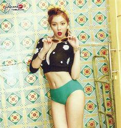 Hyuna 7u7
