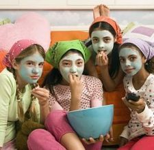 Great game ideas for a young girls Sleepover Party
