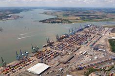 Port of Felixstowe - Courtesy of the Port of Felixstowe