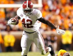 Alabama running back Eddie Lacy could help make the Packers' draft as memorable as the 2009 draft.