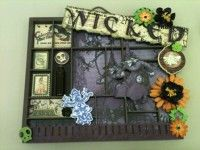 Wicked printers box.  Use for Wicked musical tickets.