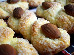 Mandľové koláčiky