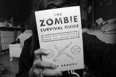 Kristi, this is to prepare for the zombie apocalypse!