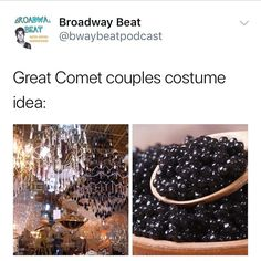 """""""Chandeliers and caviar; the war can't touch us here! Great Comet Of 1812, The Great Comet, Theatre Nerds, Theater, Musical Theatre Broadway, Be More Chill, Love Never Dies, Dear Evan Hansen, The Big Four"""