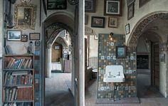the tile-work! the colors! the arches! the indeterminate age... mmm...