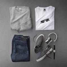 Men Fashion : Photo