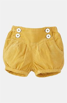 These are the cutest things ever!!  Mini Boden 'Baby' Cord Bloomers (Infant) available at #Nordstrom