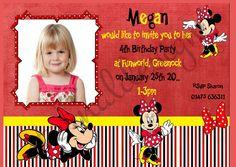 Kids Birthday Photo Invites KBPI 009