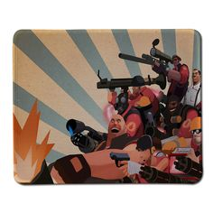 Team fortress 2 Mouse Pad Computer Mousepad team fortress Large Gaming Mouse Mats To Mouse Gamer Anime Rectangular Mouse Pad