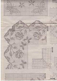 Burda Filethakeln 361 - Zosia - Picasa Web Albümleri