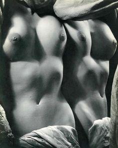 Erwin Blumenfeld: Nude, 1939.