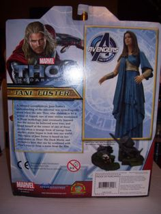 MARVEL-SELECT-JANE-FOSTER-THOR-THE-DARK-WORLD-SPECIAL-EDITION-ACTION-FIGURE-2013