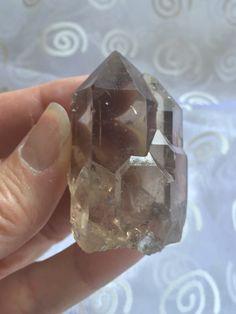 Smoky Quartz! Natural Smoky Quartz Atlantean Temple Crystal! Raw and Natural…