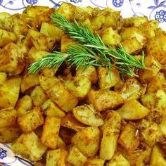 Uma mordida perfeita: Batatas assadas Savory para uma multidão