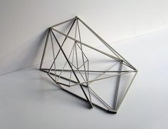 "Saatchi Online Artist: Andrew K Green; Mixed Media, 2012, Sculpture ""Untitled O"""