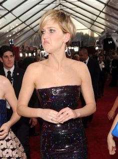 Jen. Like. I just can't even with her anymore. Queen of Derp for life.