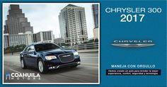 Los detalles y contornos cromados en ventanas, espejos y manijas le brindan un toque extra de excelencia #Chrysler300