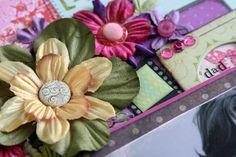 8 Basic Kinds of Scrapbook Embellishments - o5 Recipes for Life