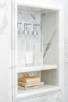 5 Stylish ways to Make your Bathroom Feel Custom - easy luxurious tips to style your bathroom like a custom home with towels and accessories (Diy Bathroom Shower) Laundry Room Bathroom, Upstairs Bathrooms, Bathroom Renos, Bathroom Renovations, Bathroom Storage, Bathroom Interior, Master Bathroom, Bath Room, Bathroom Mirrors