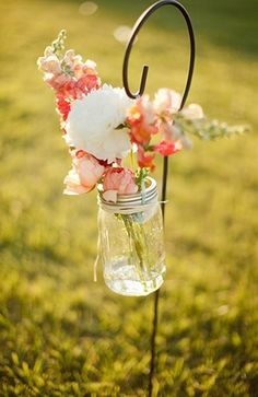 Love this idea! And I love the flowers too :)