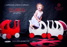 Zabawki drewniane firmy  Oloka-Gruppe ... umiłowanie piękna w zabawie