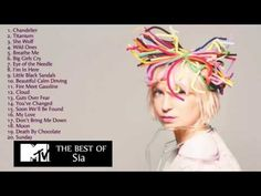 Sia ® Best songs of Sia (full album) ★★★ Sia's greatest hits 2014 - YouTube
