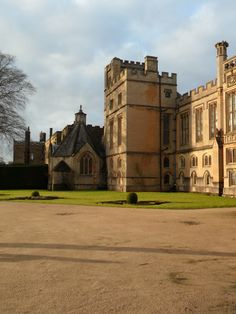 Newstead Abbey, the restored part was the ancestral home of Lord Byron the Poet, Nottinghamshire, England