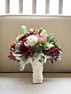 Enchanting Winter Wedding Bouquets | TheKnot Blog