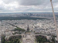 Sunrise in Paris Paris Skyline, Sunrise, Tower, Wallpaper, Travel, Desktop, Bucket, Viajes, Tour Eiffel