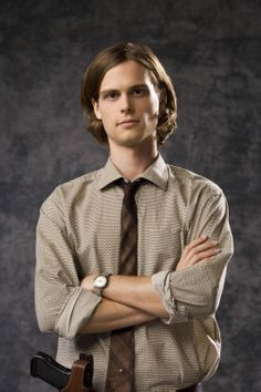 Criminal Minds - Dr. Spencer Reid is a Supervisory Special Agent. He is a genius who graduated from Las Vegas High School at age 12, and holds PhDs in Mathematics, Chemistry, and Engineering, as well as BAs in Psychology and Sociology, and is working on a BA in Philosophy. He has an IQ of 187, can read a dizzying 20,000 words per minute, and has an eidetic memory. - Matthew Gray Gubler (born March 9, 1980) is an American actor and director.