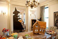 Halloween 2012: I'll get you my pretties…Wizard of Oz Halloween dinner party