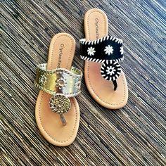 The randi #sandal in