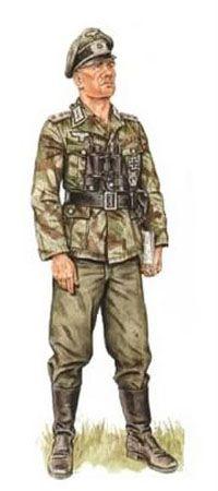 afrika korps officer uniform - Google Search