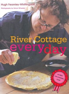 River Cottage Everyday by Hugh Fearnley Whittingstall https://www.amazon.ca/dp/0747598401/ref=cm_sw_r_pi_dp_uPCsxbDBGVDZK