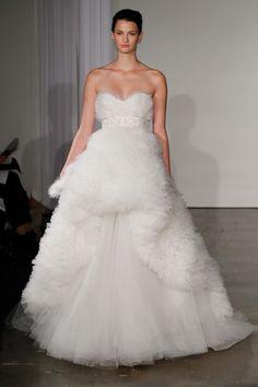 Vestidos de noiva de Marchesa