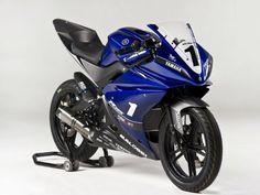 Yamaha YZF-R125 track-spec