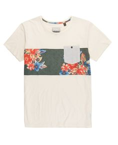 Billabong Pedro Crew - Dirty White - M9192PED | Billabong US