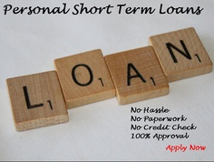 Are you in need of cash due to your personal financial needs? You want to fulfill them within time, and you don't have sufficient money for that. Don't worry, with the help of personal short term loans solve your all fiscal trouble. The whole procedure is online, make an online application and get cash into your bank account without any hassle.